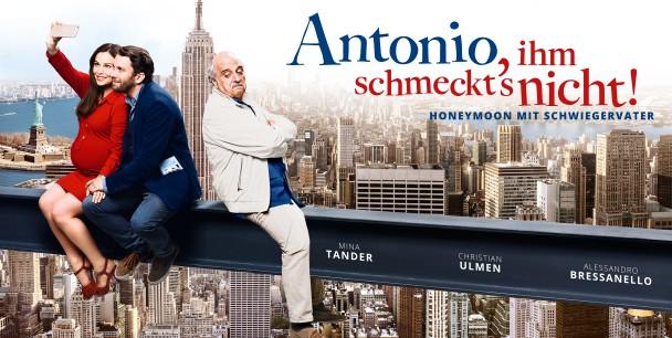 Antonio, Ihm SchmecktS Nicht