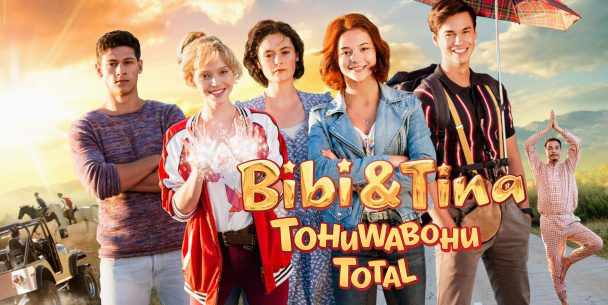 BIBI & TINA 4 – Tohuwabohu total