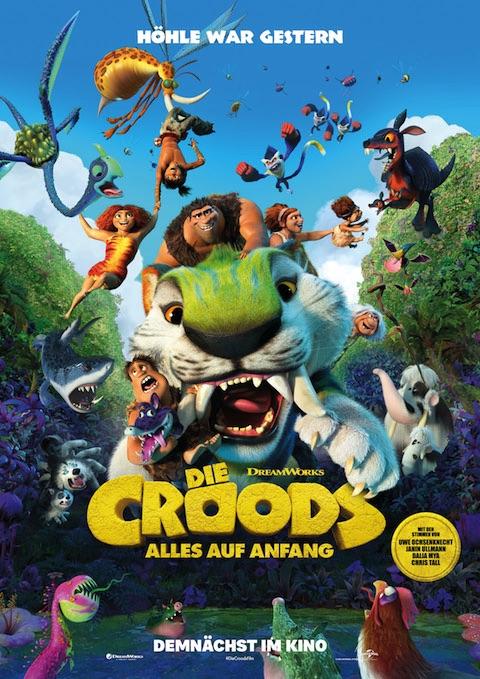 Die Croods_Plakat