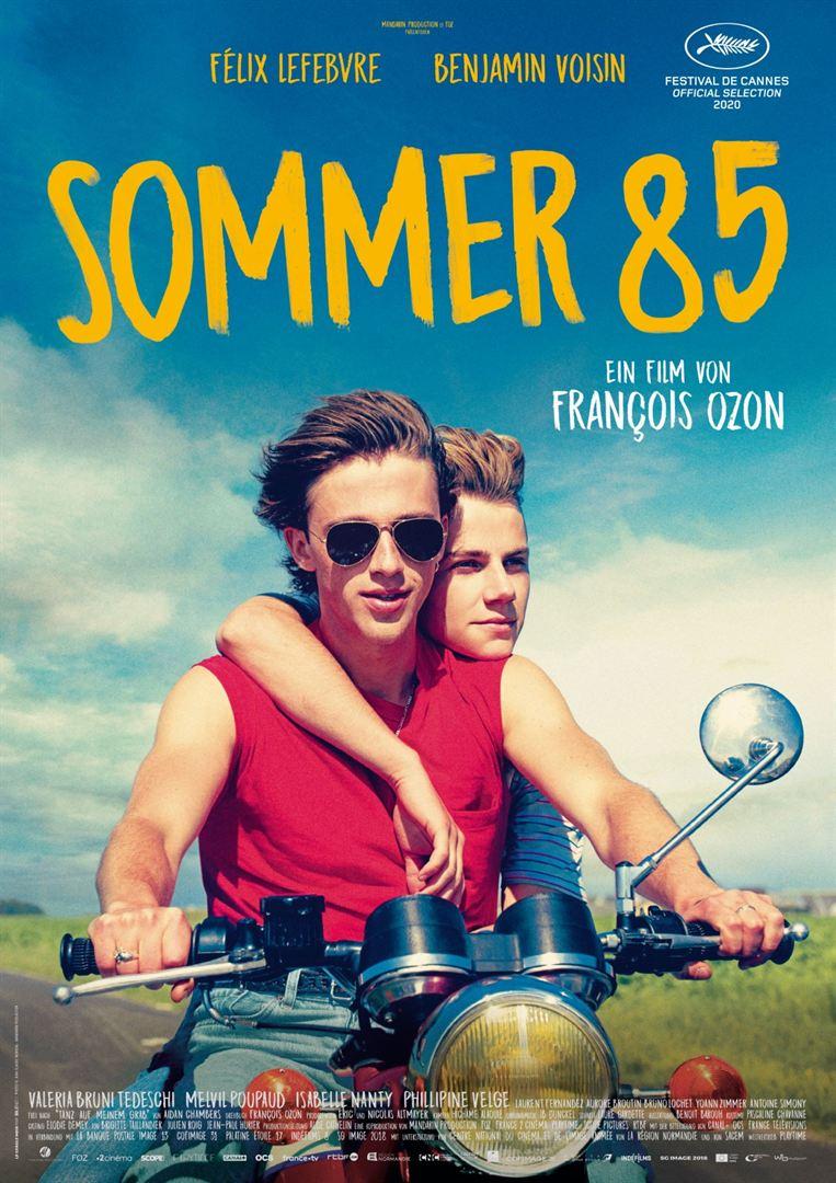 Sommer 85 Plakat