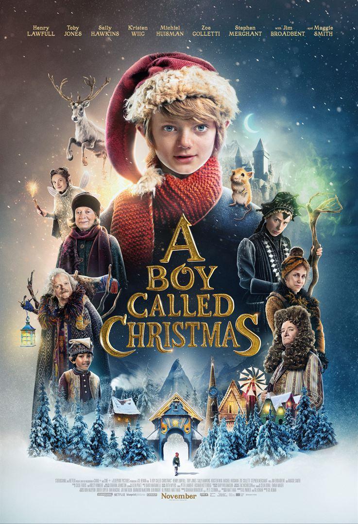 Ein Junge namens Weihnacht_Plakat